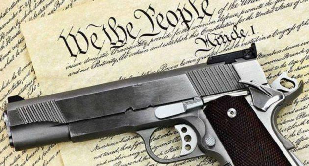 Is the Second Amendment Safe?
