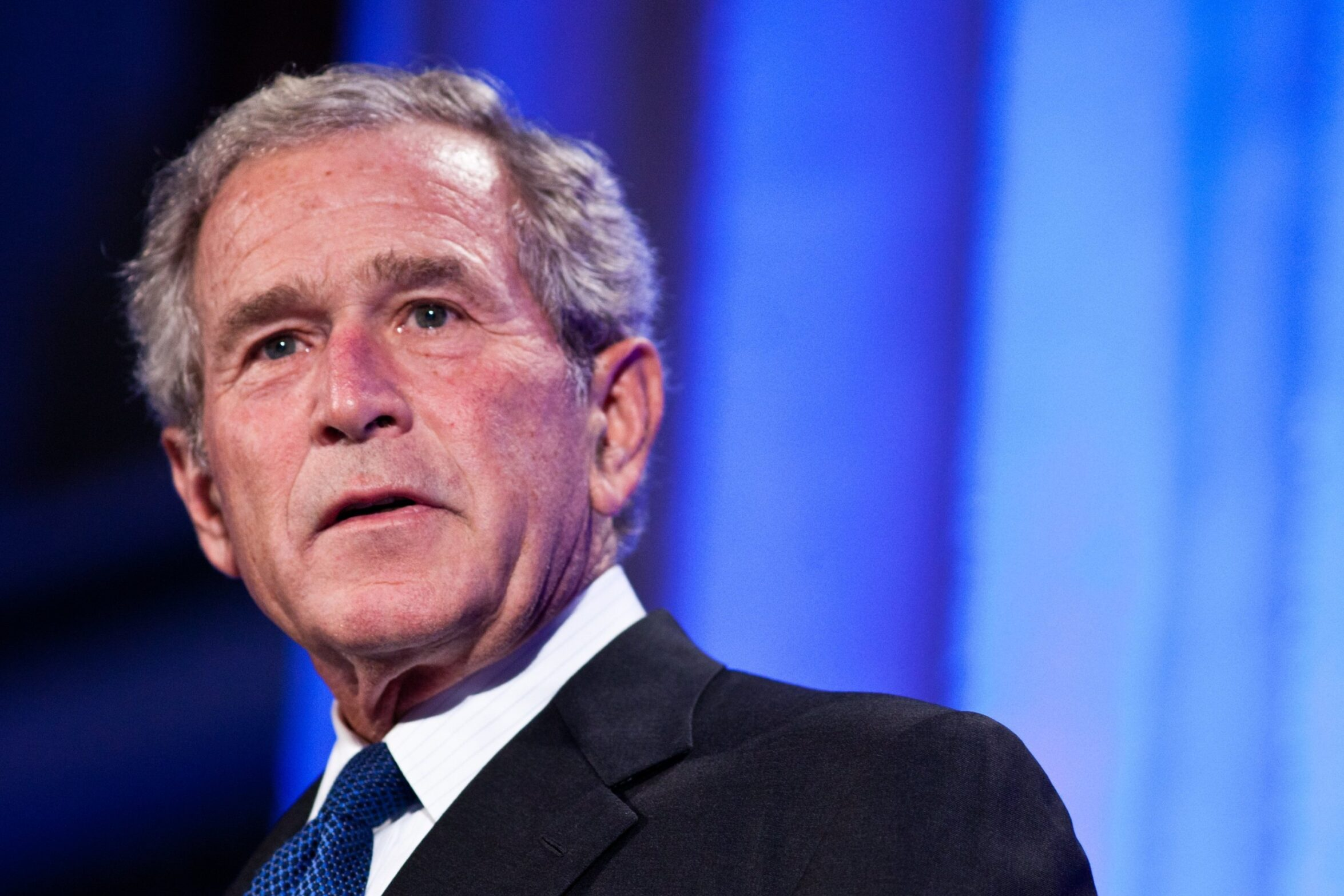 George W. Bush Regrets Some of the Negative Comments He's Made About the GOP