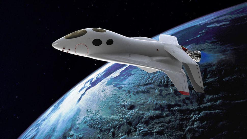 Space Tourism Takes its Next Giant Step Forward