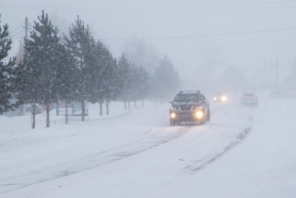 Tips for Traveling Safely in Winter Weather