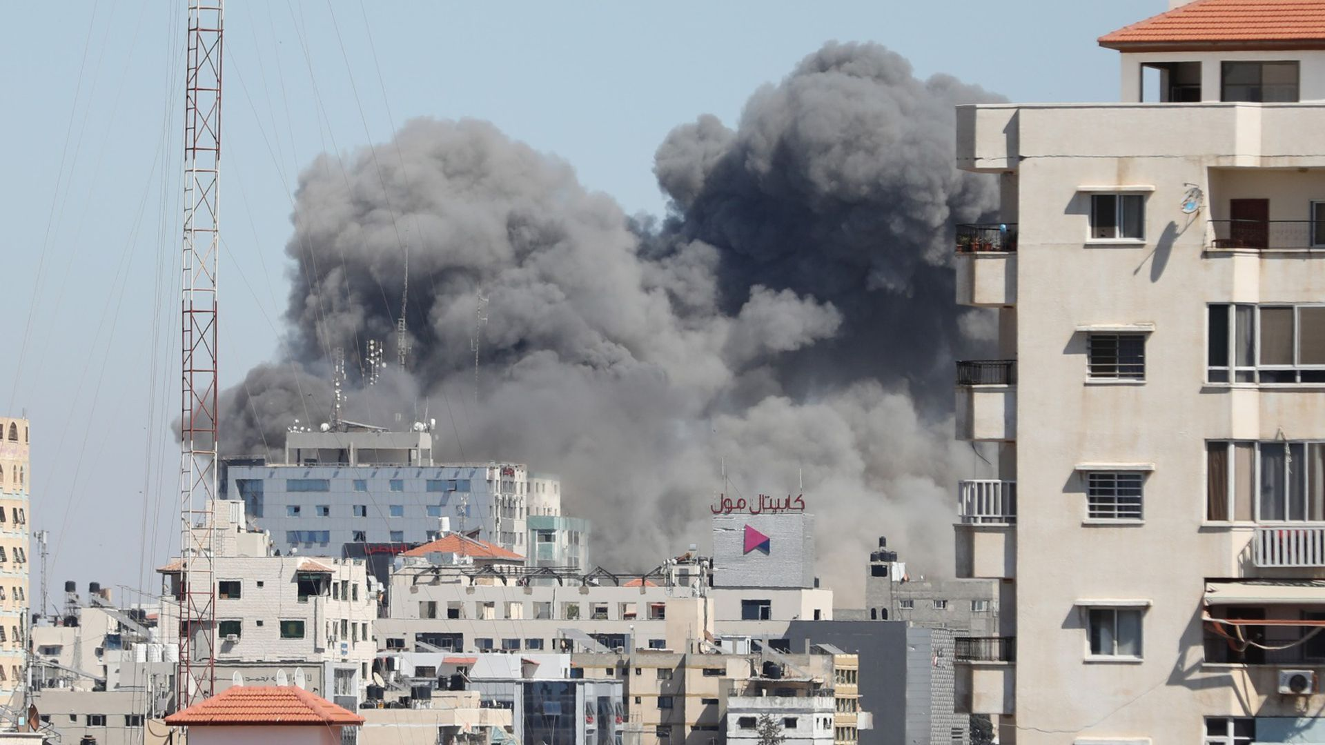 Israel Gave US Concrete Evidence that Hamas Was Operating Out of Press Building