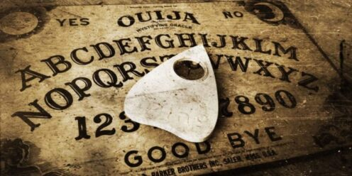 Ouija Boards: Connecting with Evil