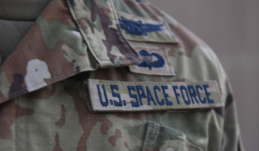 Space Force Commander Fired for Exercising Free Speech