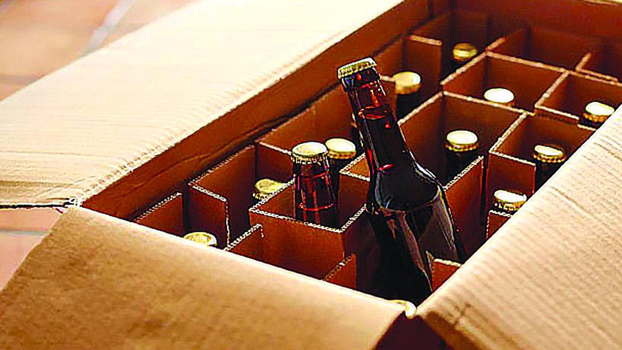 German Military Stuck With Surplus Booze in Afghanistan!