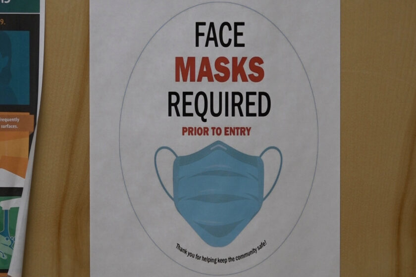 Mask Mandates Already Ramping Up