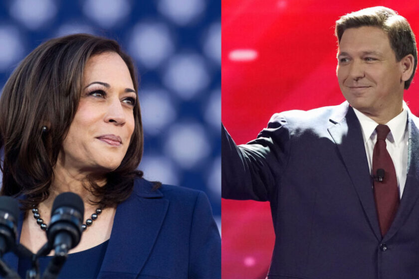 Meghan McCain Says Harris Would Be Whipped In a Hypothetical Presidential Run Against DeSantis