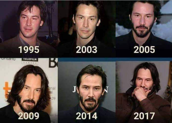 Popular Conspiracy Theory Says Actor Keanu Reeves is Immortal!