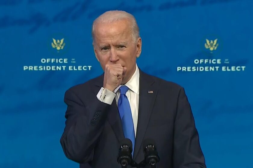 ALERT: Is Biden's Bad Cough Indicative of a Greater Health Problem?