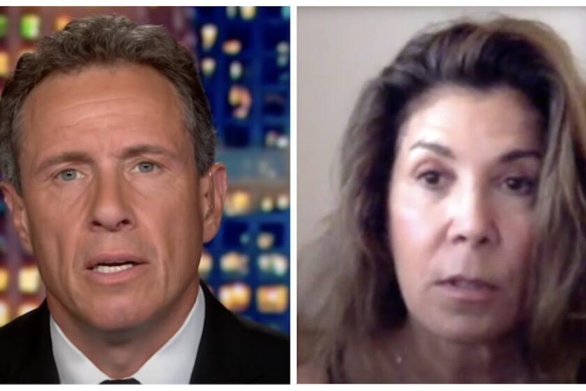 Chris Cuomo Following in His Bro's Footsteps – Accused of Sexual Harassment