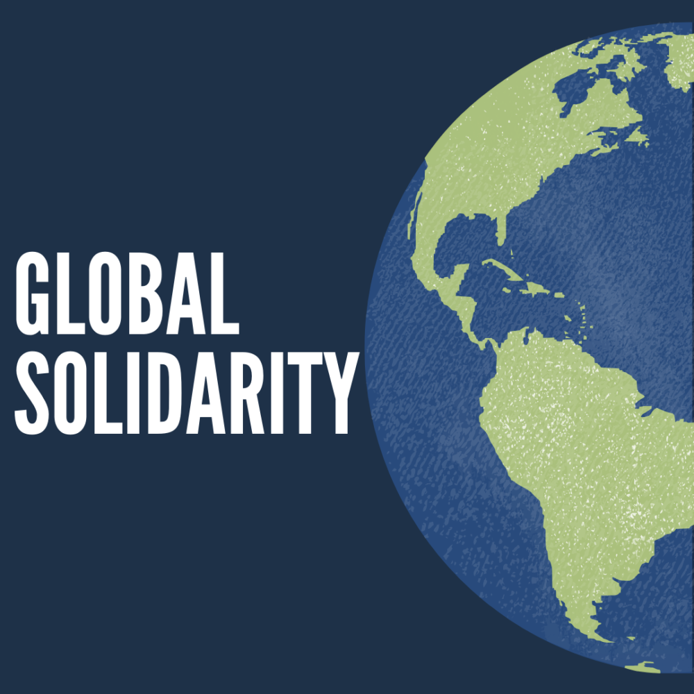 Global Solidarity – April 2021