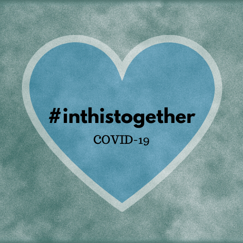In This Together – Update – January 2021