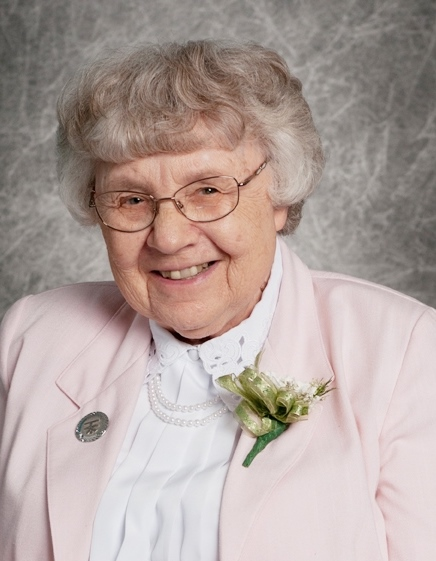 Remembering Sr. Mary Patrick Salm
