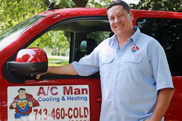 AC Man Houston | AC Repair Houston | HVAC Katy