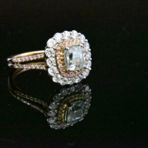 Natural Colored Diamonds Jewelry