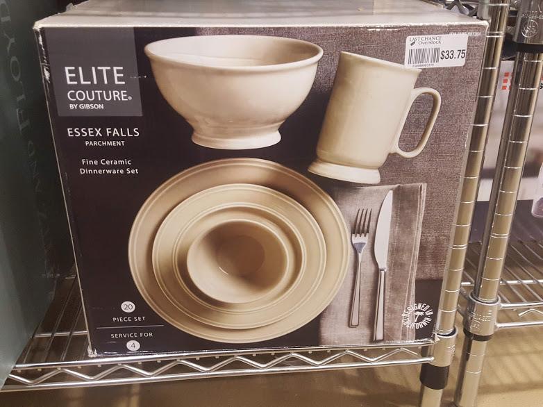 Elite Plate set