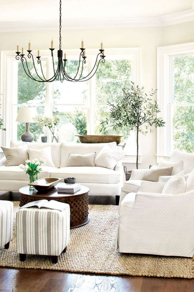 ten ways to make an old home feel new