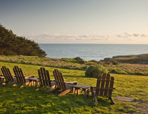Sea Ranch Lodge - Weekend Trips North of San Francisco on Modern Stripes