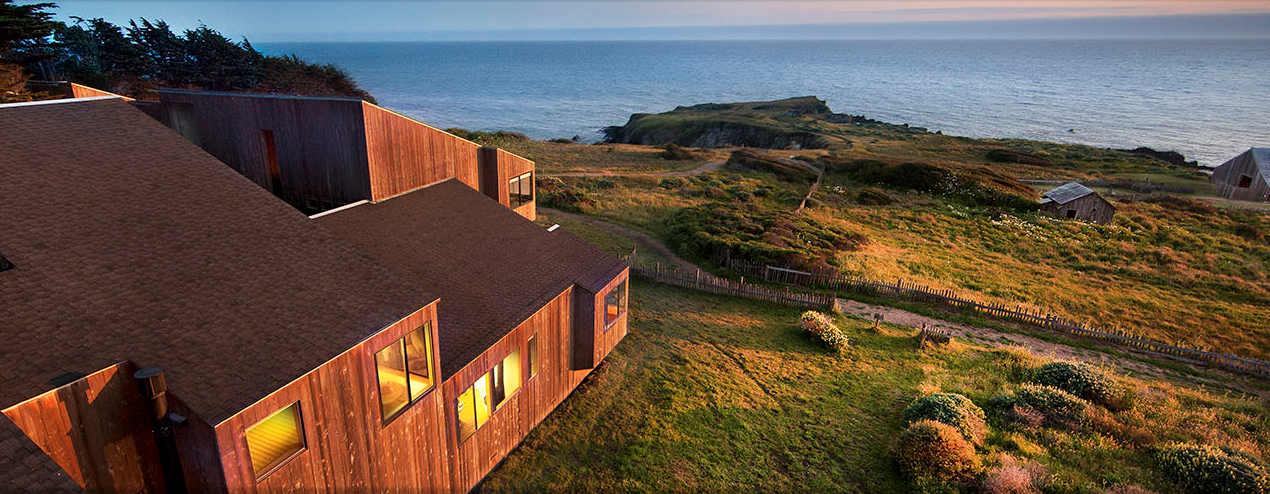 Sea Ranch Lodge - Weekend Trips North of San Franciso on Modern Stripes