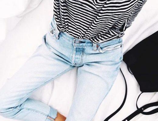 Making Goals on Pinterest - Modern Stripes