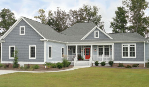 Stylish Low Country - Custom Built Home