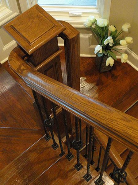 Custom Designed Staircase