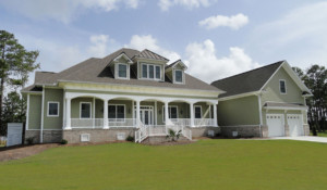 Custom built home - The OBrien