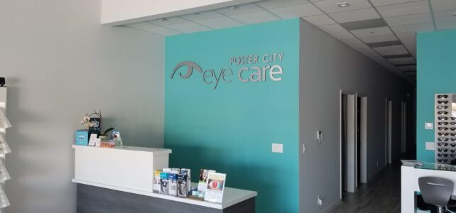 Foster City Eye Care Commercial Painting Project