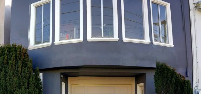 Exterior Residential Painting Project in San Francisco, CA