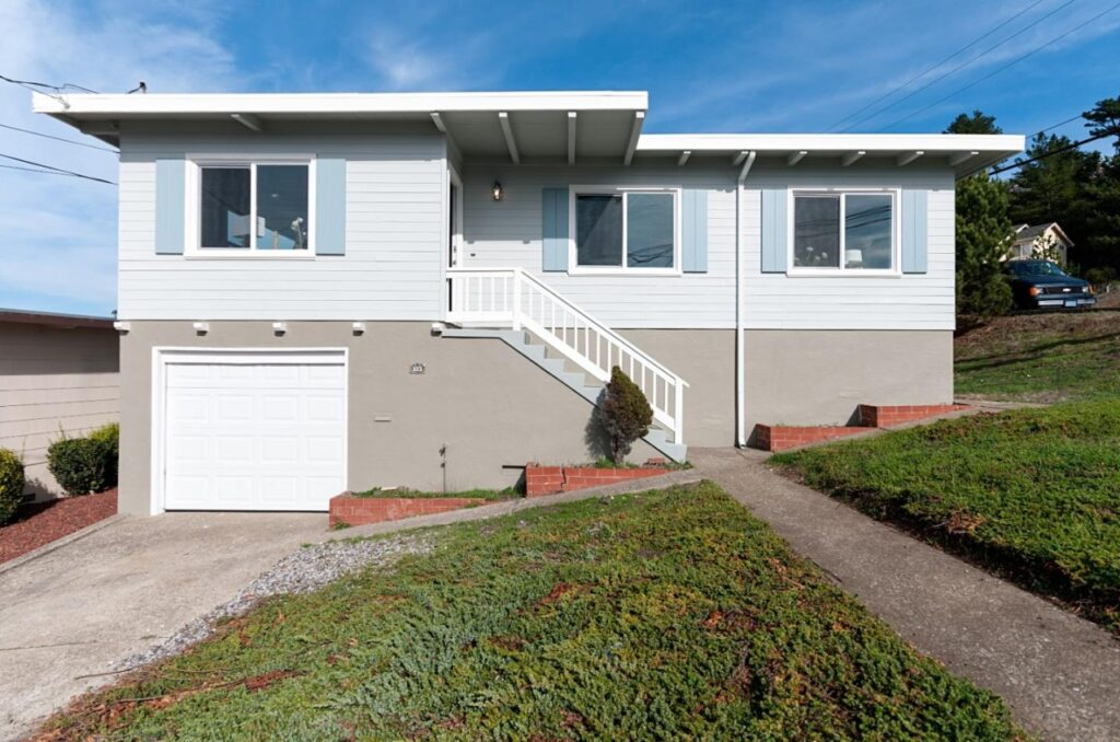 Daly City interior and exterior painting project by Walls N Beyond Painting Company in San Francisco, CA