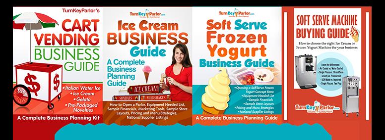 ice cream frozen yogurt soft serve business guide