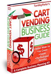 Italian Ice Cart Vending Business