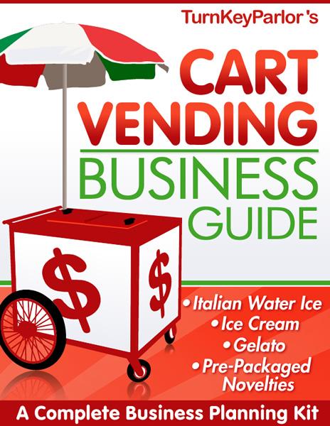 Neil Williams Ice Cream Vending Business Book