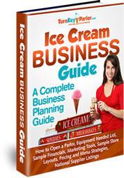 Free Ice Cream Business Plan