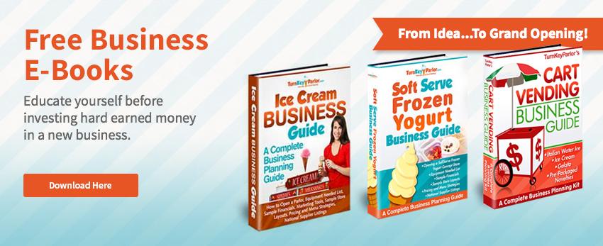 Ice Cream Business books