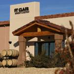 new mexico wine at St. Clair Winery & Bistro in Las Cruces