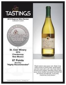 St. Clair Chardonnay