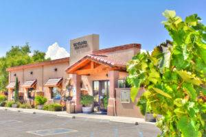 St. Clair Winery & Bistro Las Cruces Mesilla New Mexico local wine craft beer on tap breakfast lunch dinner restaurant