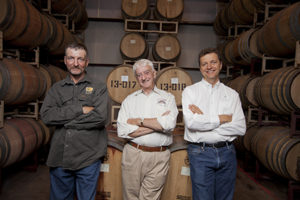 Lescombes Family Vineyards winemakers Herve and sons Florent and Emmanuel Best New Mexico Wine