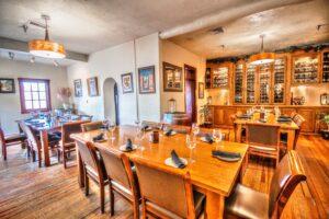 event hosting banquet room albuquerque D.H. Lescombes Winery & Bistro