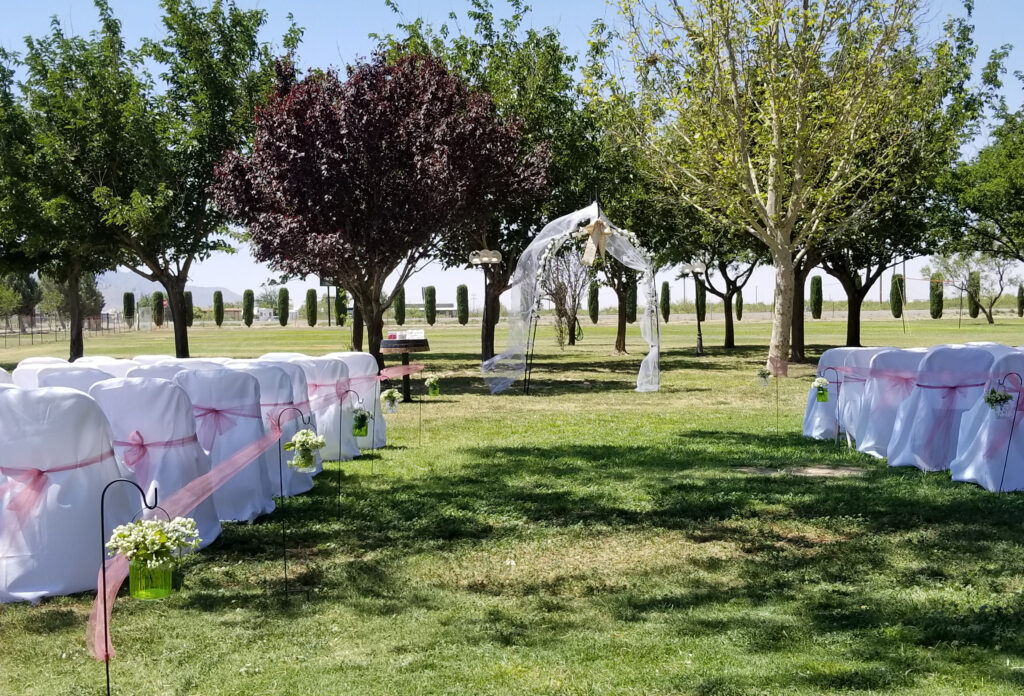 wedding event hosting rental in deming d.h. lescombes winery and tasting room