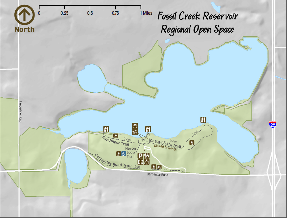 Fossil Creek Reservoir Regional Open Space