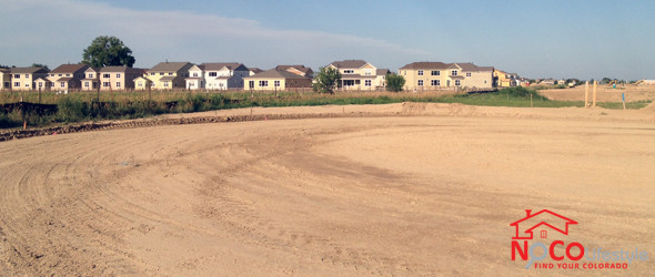 Mail Creek Crossing, New Home Construction in Southeast Fort Collins