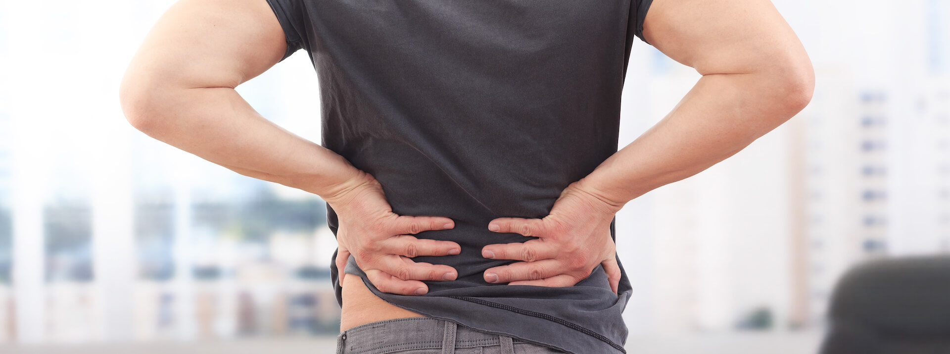 Sore Back?We Can Help