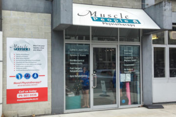 Christchurch City Physiotherapy Clinic | Muscle People