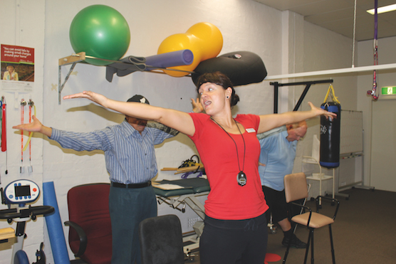 physiotherapy treatment for parkinsons disease
