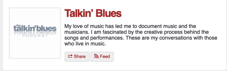 M.C. Records Founder, Mark Carpentieri Interviewed on Talkin' Blues Podcast