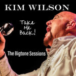 M.C. Records Welcomes Back Kim Wilson - New Release Coming October 9