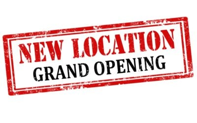 New Location in Bel Air, MD!