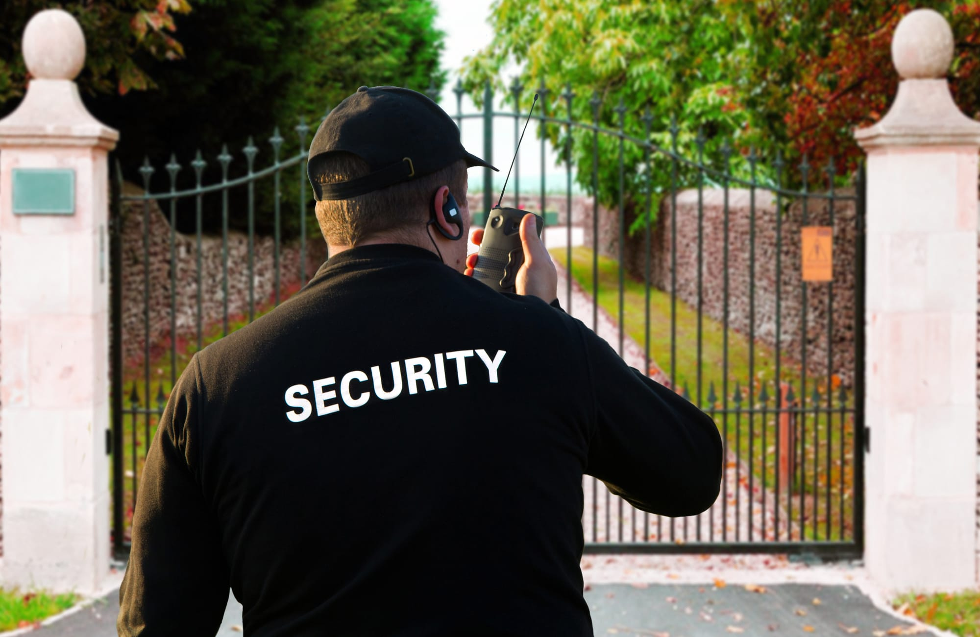 security guard vs security officer