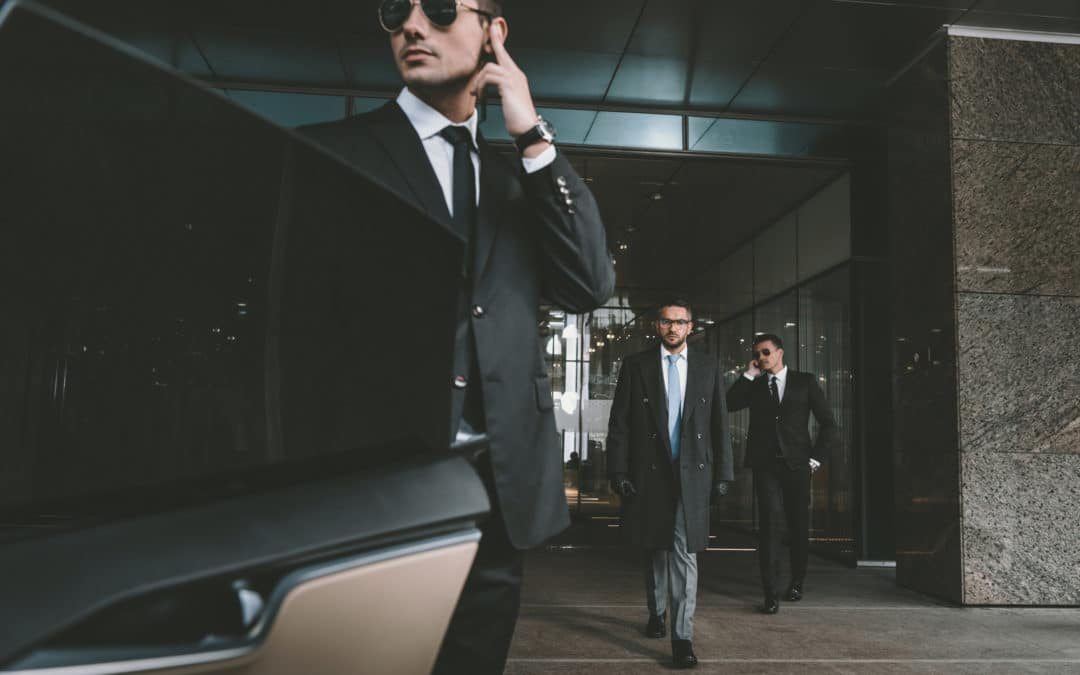 Do I Need a Bodyguard? – Reasons for Executive Protection